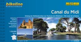 Cartes, plans de ville et atlas Bikeline, Esterbauerverlag