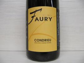 Rhonetal Domaine Faury
