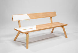 Sitzbänke Modulor