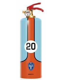 Feuerlöscher Dekoration Safe-T
