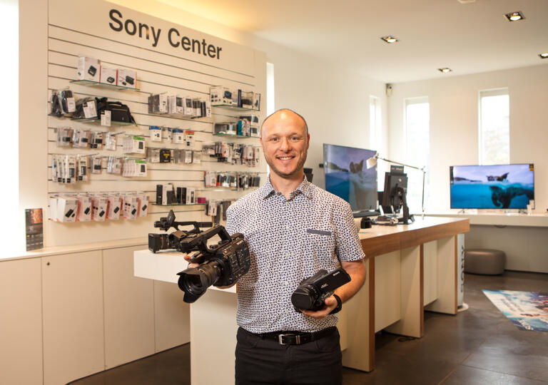 Electro Hauser / Sony Center Leudelange
