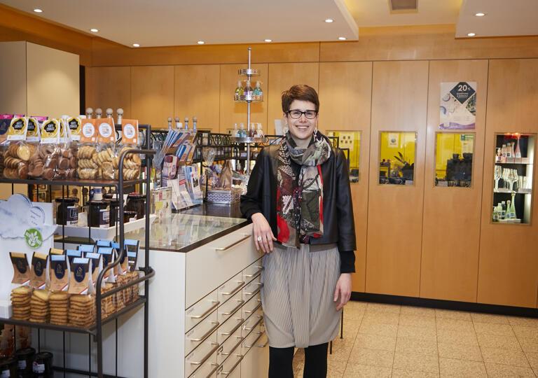 Yolande Coop (elisabeth - am sozialen Déngscht zu Lëtzebuerg) Grevenmacher