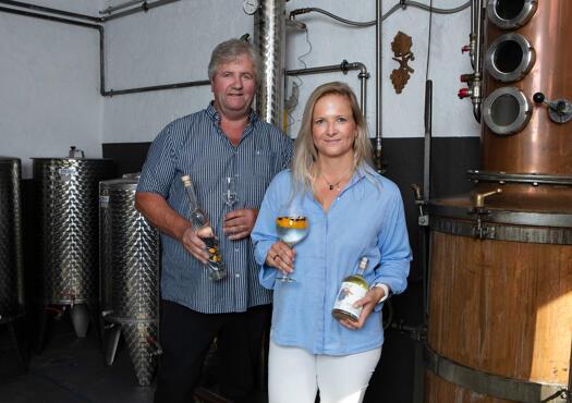 Distillerie Streng