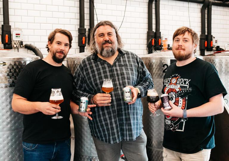 BARE Brewing Schuttrange