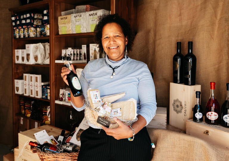 SensoDivino Mets&Vins authentiques d'Italie Oberanven