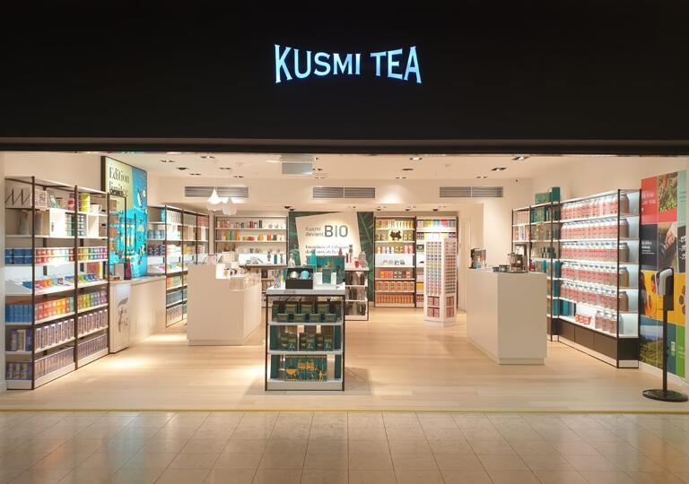 Kusmi Tea Bertrange