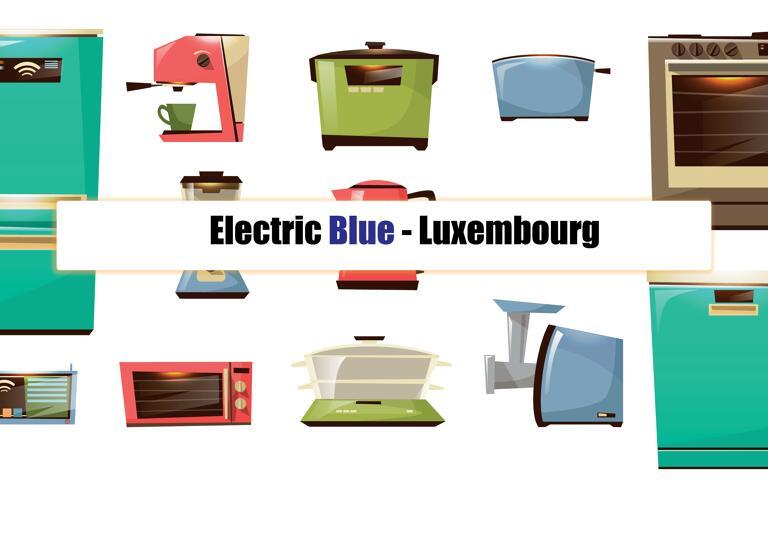 Electric Blue Mamer