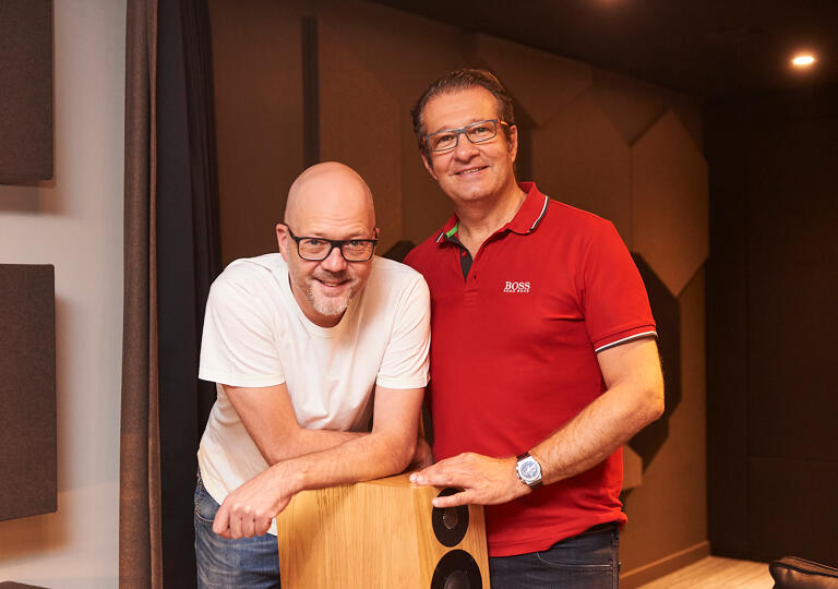 l'Audiophile Luxembourg