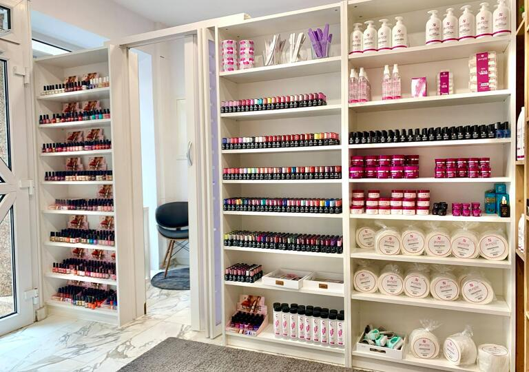 Sila Nails City Luxembourg