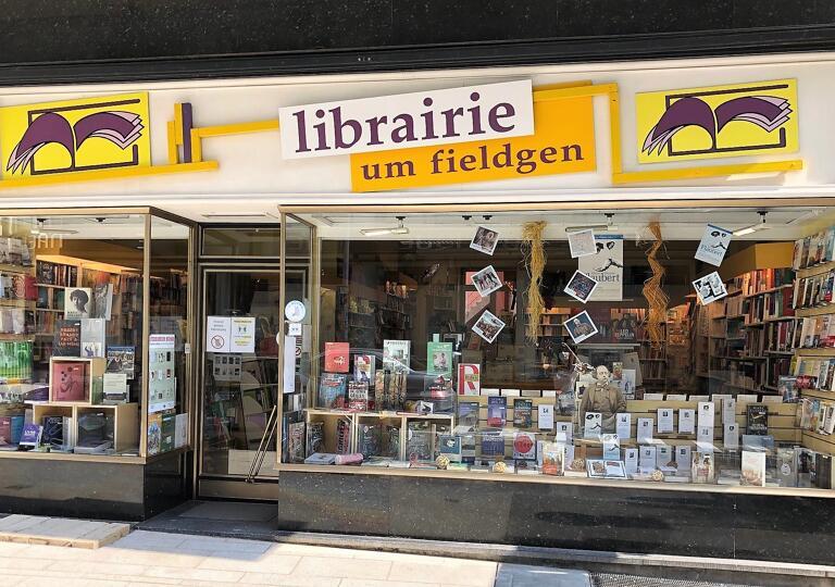 Librairie um Fieldgen Luxembourg