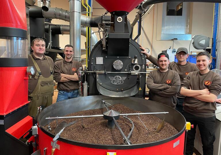 Mondo del Caffè Kaffeerösterei Echternach