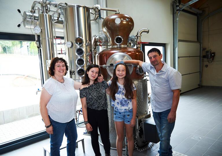 Distillerie Diedenacker Niederdonven