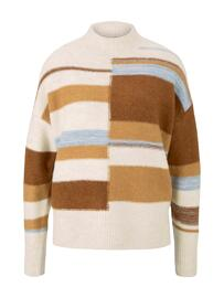 Pullover & Strickjacken Bekleidung Denim Tom Tailor