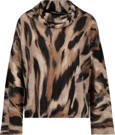 Pullover lang Arm monari