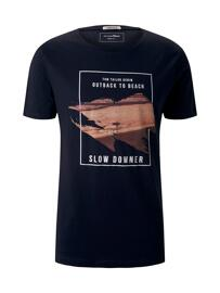 Bekleidung T-Shirts & Sweatshirts Denim Tom Tailor