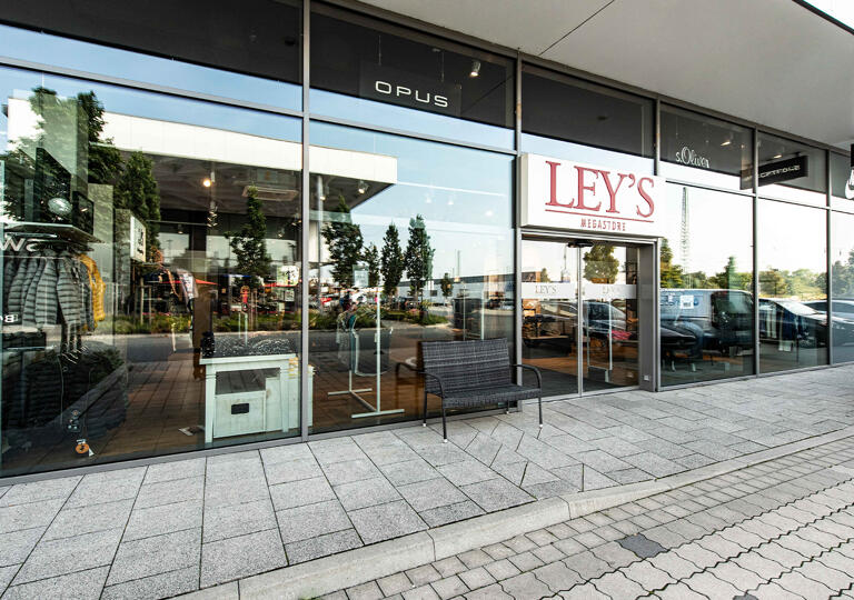 LEY'S Markenmode Megastore Münster Münster