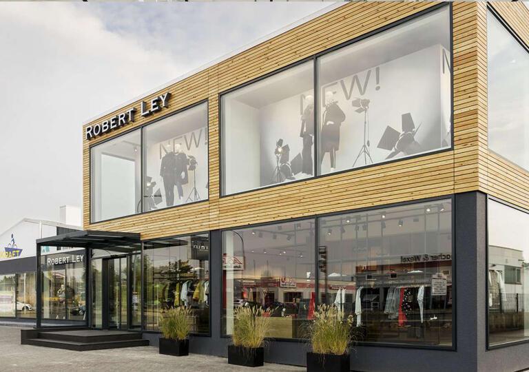 Robert Ley Fashion Store Euskirchen Euskirchen