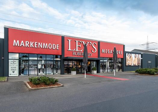 LEY'S Markenmode Megastore Frechen