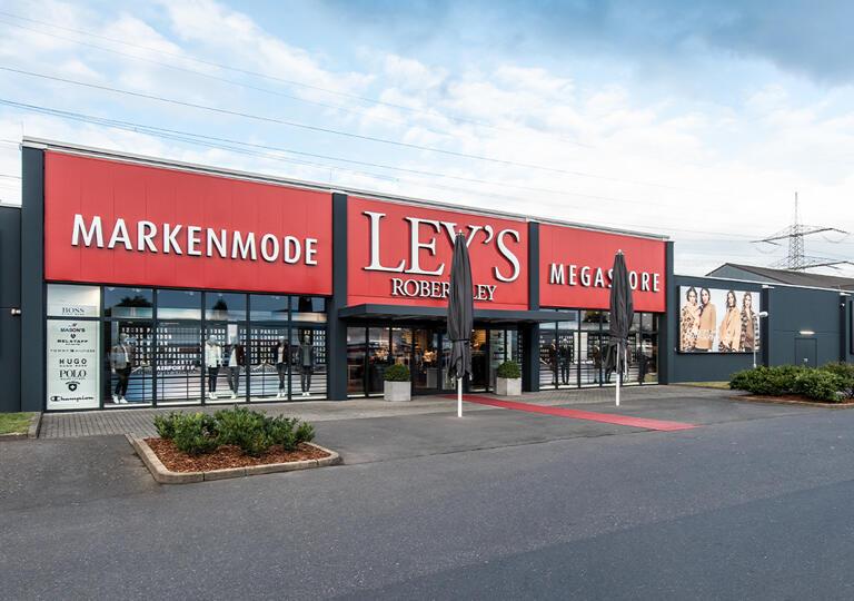 LEY'S Markenmode Megastore Frechen Frechen