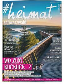 Zeitschriften & Zeitungen #heimat Schwarzwald