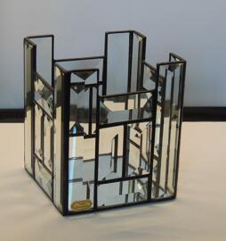 Handmade Dekorative Gefäße Glas-& Schmuckdesign Erika Wagner