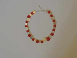 Halsketten RING DING