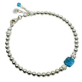Perlenschmuck Edelsteinschmuck Silberschmuck Handgefertigt Armbänder Damenschmuck MB-DESIGN Schmuckherstellung