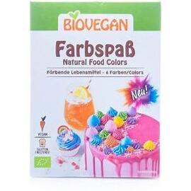Lebensmittelfarben Biovegan