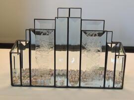 Dekorative Gefäße Handmade Glas-& Schmuckdesign Erika Wagner