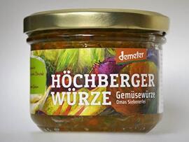 Kräuter & Gewürze Gärtnerei Großhöchberg