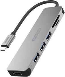 USB- & FireWire-Hubs Sitecom