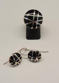 Ohrringe Ringe Glas-& Schmuckdesign Erika Wagner