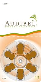 Hörgerätebatterien Audibel