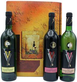 Probierpakete Weingut Katzer; Goldener Tropfen