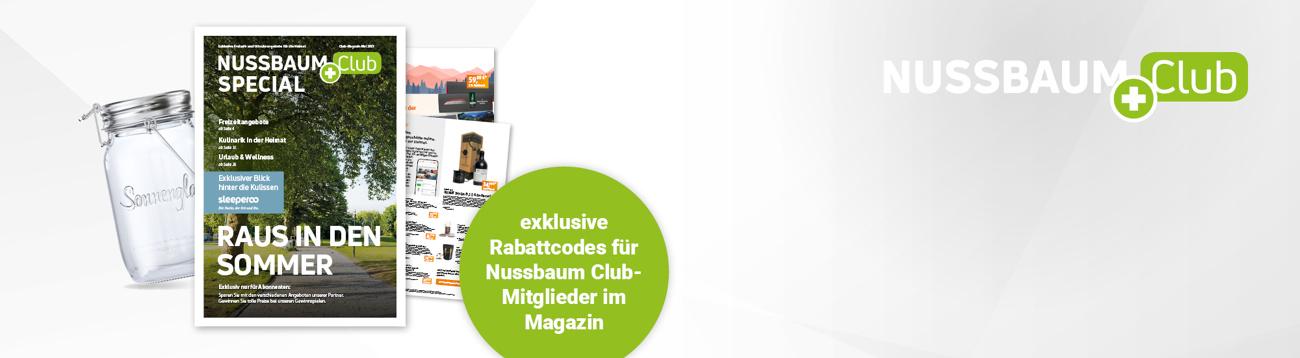 Aus dem Nussbaum Club-Magazin