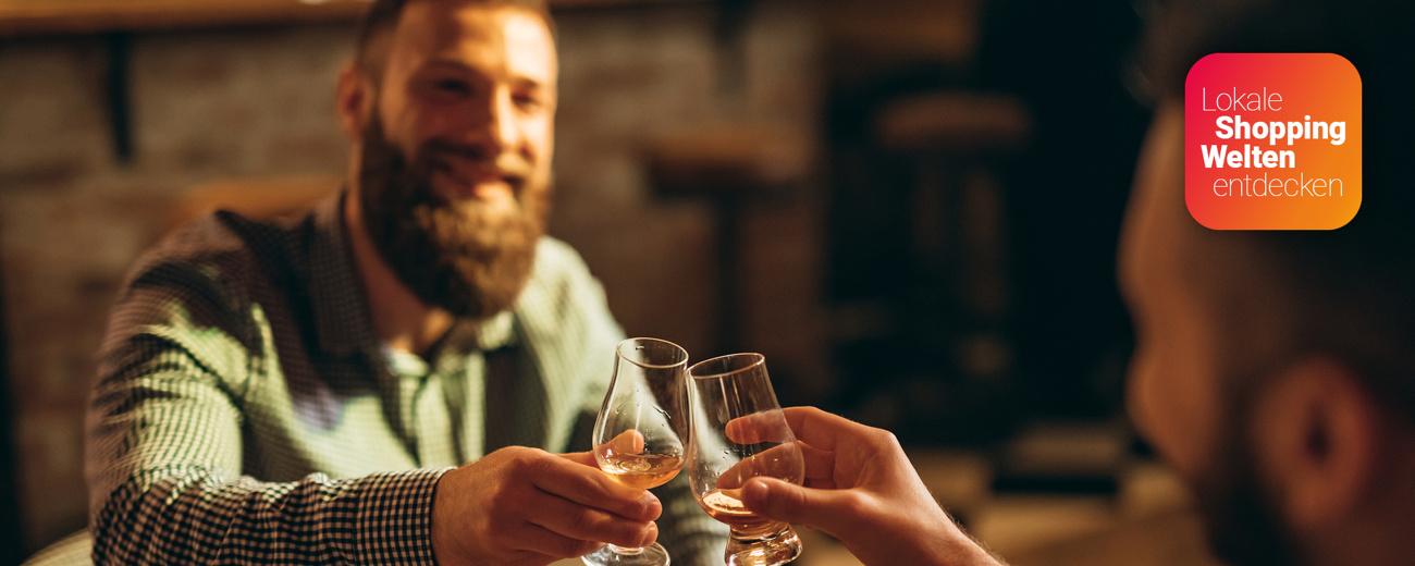 Shoppingwelt: Whiskygenuss