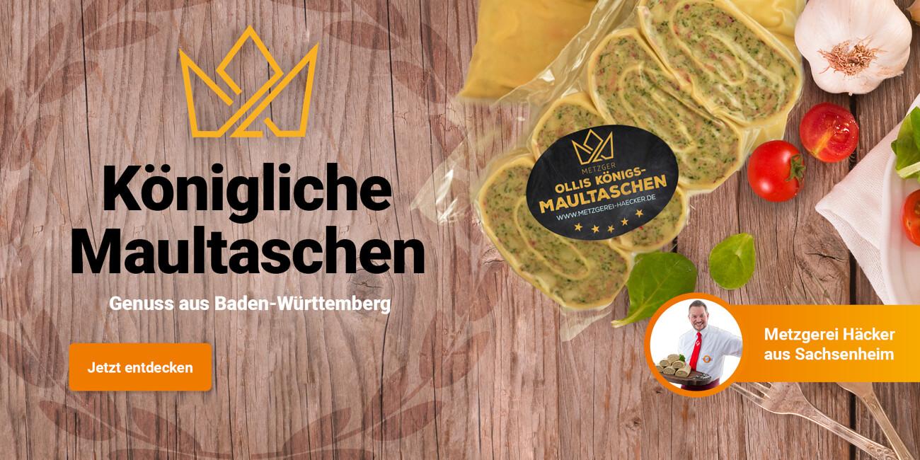 Genuss aus Baden-Württemberg