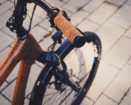 Griffe und Dekor für Fahrradlenker myBoo