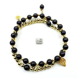Armbänder Damenschmuck Edelsteinschmuck Handgefertigt Perlenschmuck MB-DESIGN-Schmuckherstellung