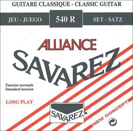 Gitarrensaiten Savarez