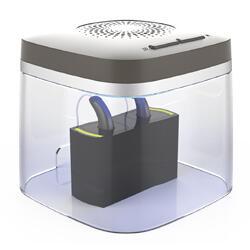 Hörgeräte Pflegemittel DryCap UV 2