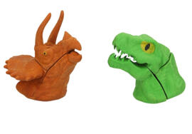 Radiergummis Dino World