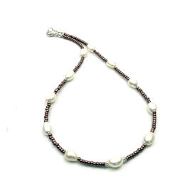 Edelsteinschmuck Handgefertigt Halsketten MB-DESIGN Schmuckherstellung