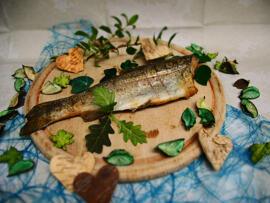 Fisch & Meeresfrüchte hausgemacht