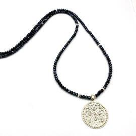 Perlenschmuck Handgefertigt Halsketten Damenschmuck Handgefertigt MB-DESIGN Schmuckherstellung