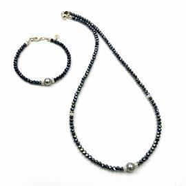 Armbänder Halsketten Schmucksets Damenschmuck Perlenschmuck Handgefertigt Damenschmuck MB-DESIGN Schmuckherstellung
