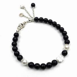 Perlenschmuck Edelsteinschmuck Handgefertigt Perlenketten Armbänder Damenschmuck MB-DESIGN Schmuckherstellung