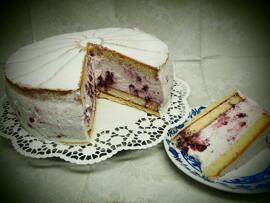Kuchen hausgemacht