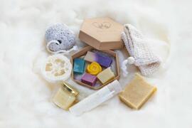 Geschenkkörbe Bad & Körperpflege Kronseifen
