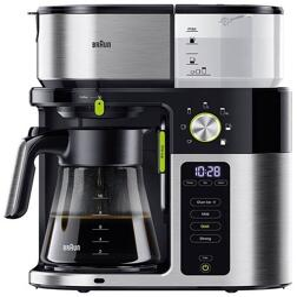 Kaffee- & Espressomaschinen Braun
